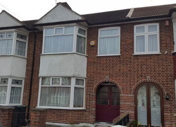 Thumbnail 3 bed terraced house for sale in Henley Road, London, London