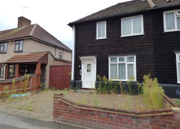 Thumbnail 3 bedroom semi-detached house for sale in Becontree Avenue, Dagenham, Essex