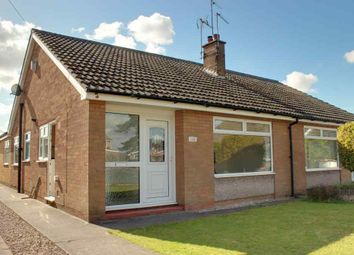 Thumbnail 2 bed semi-detached bungalow for sale in Springfield Avenue, Elloughton, Brough