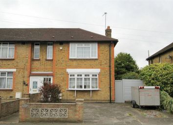 Thumbnail 3 bed end terrace house for sale in Montagu Gardens, London