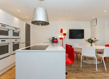 3 bed terraced house to rent in Huntsworth Mews, London, London NW1