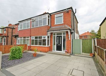 Thumbnail 3 bed semi-detached house to rent in Clifford Road, Penketh, Warrington