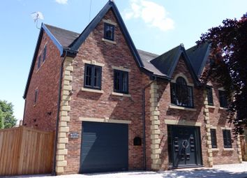 New Inn Lane, Trentham, Stoke-On-Trent ST4. 6 bed detached house for sale