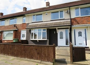 Thumbnail 3 bed terraced house for sale in Rostrevor Avenue, Stockton-On-Tees
