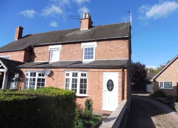 Thumbnail 2 bed cottage for sale in Castle Way, Willington, Derby
