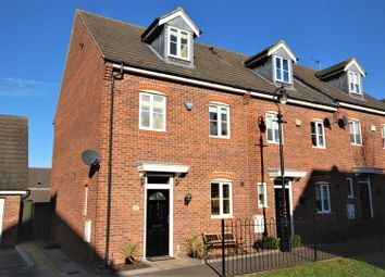 Thumbnail 4 bed end terrace house for sale in Cassell Close, Orsett Village