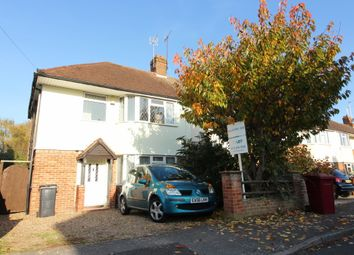 Thumbnail 3 bed semi-detached house to rent in Mayfield Drive, Caversham, Reading