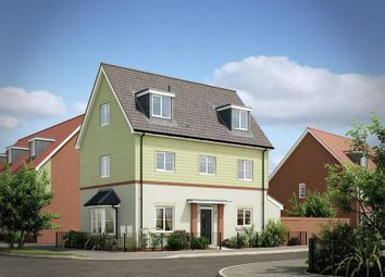 "Thumbnail 4 bed detached house for sale in ""Plot 62 -The Bampton Detached"" at Burlina Close, Whitehouse, Milton Keynes"