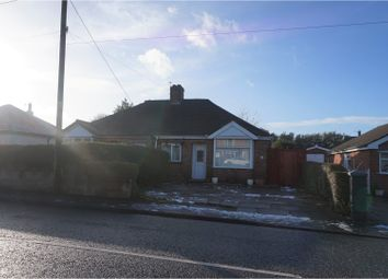 Thumbnail 2 bed semi-detached bungalow for sale in Dividy Road, Bucknall, Stoke-On-Trent