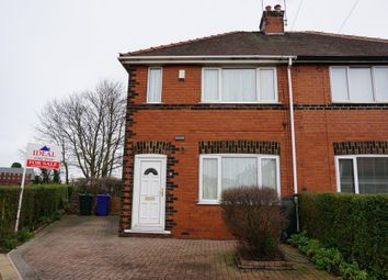 Thumbnail 2 bed semi-detached house for sale in Howden Avenue, Skellow, Doncaster