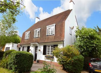 Thumbnail 3 bed detached house to rent in Westridge Avenue, Purley On Thames, Reading