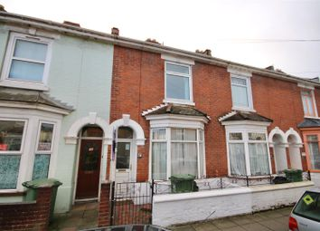 Thumbnail 5 bedroom terraced house for sale in Jessie Road, Southsea, Portsmouth, Hampshire