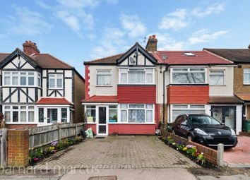Thumbnail 3 bed end terrace house for sale in Church Hill Road, North Cheam, Sutton