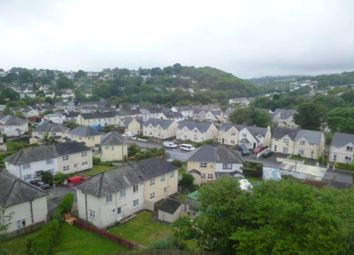 Thumbnail 2 bed flat to rent in Trenance Road, St. Austell