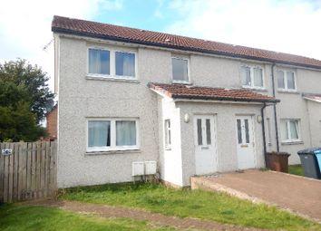 Thumbnail 3 bed flat to rent in Kirkshaws Avenue, Coatbridge, North Lanarkshire