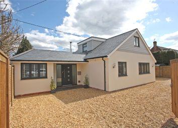 Thumbnail 5 bed detached house for sale in Back Lane, Bucks Horn Oak, Farnham, Hampshire