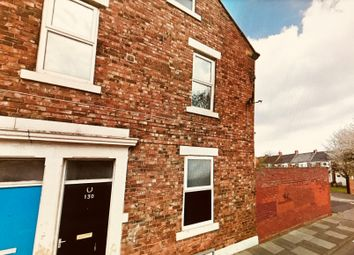 Thumbnail 1 bed flat to rent in Armstrong Road, Benwell, Newcastle
