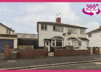 Thumbnail 2 bedroom semi-detached house for sale in Ailesbury Street, Newport