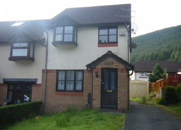 Thumbnail 3 bed semi-detached house to rent in Forest View, Mountain Ash