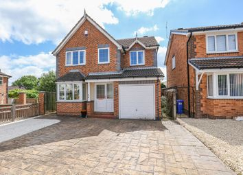 Thumbnail 4 bed detached house for sale in Farm View Drive, Hackenthorpe, Sheffield