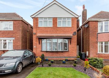 Thumbnail 2 bed detached house for sale in Atherstone Road, Swadlincote, Leicestershire
