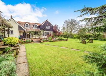 Thumbnail 5 bed detached house for sale in St James, Coltishall, Norfolk