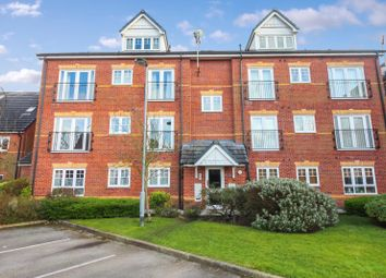 Thumbnail 2 bed flat for sale in Chelburn Court, Stockport