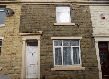 Thumbnail 2 bed terraced house for sale in Edward St, Rishton