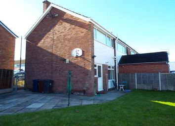 Thumbnail 3 bed semi-detached house for sale in Lodge Close, Bamber Bridge, Preston, Lancashire