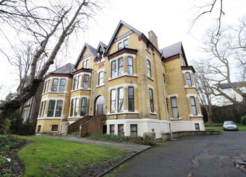 Thumbnail 2 bed flat to rent in Livingston Drive North, Aigburth, Liverpool