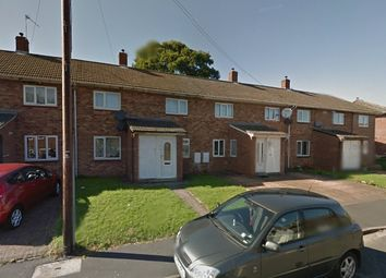Thumbnail 2 bedroom terraced house to rent in Two Bedroom Terraced House, Trenchard Close, Sutton Coldfield