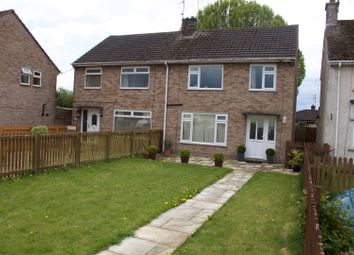 Thumbnail 3 bed semi-detached house for sale in Caestory Crescent, Raglan