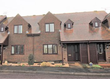 Thumbnail 2 bed terraced house for sale in Courville Close, Alveston, Bristol