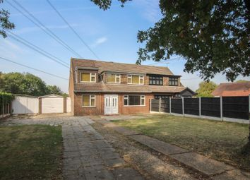 Thumbnail 4 bed property for sale in Nags Head Lane, Brentwood