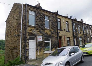 Thumbnail 2 bed end terrace house to rent in Lake View, Boothtown, Halifax