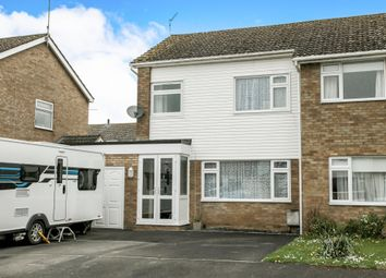 Thumbnail 3 bed semi-detached house for sale in Greenacres, Downton, Salisbury
