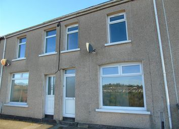 Thumbnail 3 bed terraced house to rent in Lewis Street, Crumlin, Newport