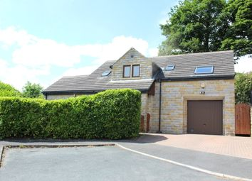 Thumbnail 3 bed detached house for sale in Birklands Road, Cowcliffe, Huddersfield