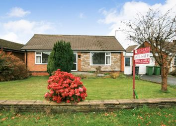 3 bed bungalow for sale in Stubley Lane, Dronfield Woodhouse, Dronfield S18