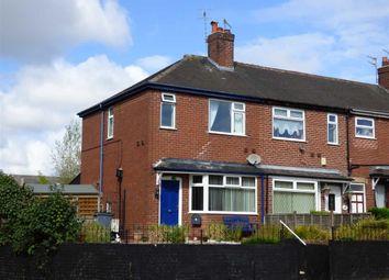 Thumbnail 3 bedroom town house for sale in Bell Avenue, Longton, Stoke-On-Trent