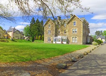 Thumbnail 3 bed flat for sale in Pinel Lodge, Murthly, Perth