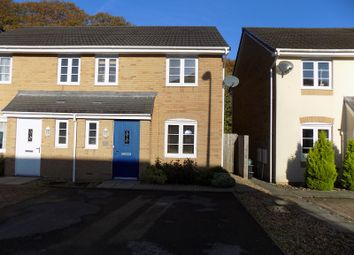 Thumbnail 3 bed semi-detached house for sale in Ynys Y Wern, Cwmavon, Port Talbot, Neath Port Talbot.