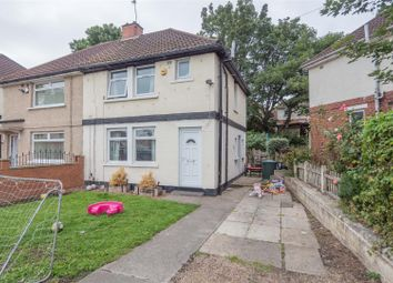 Thumbnail 3 bed semi-detached house for sale in Roundwood Avenue, Bradford, Ojb
