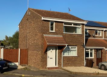 Thumbnail 3 bed end terrace house for sale in Foxglove Way, Springfield, Chelmsford