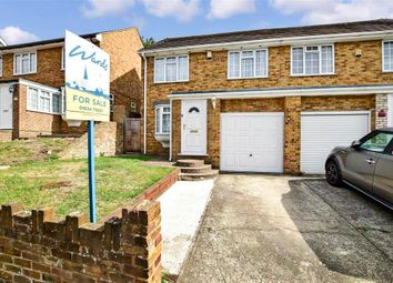 Thumbnail 3 bed semi-detached house for sale in Goddington Road, Rochester, Kent