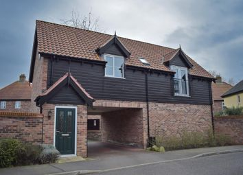 Thumbnail 2 bedroom detached house for sale in Bryony Way, Attleborough