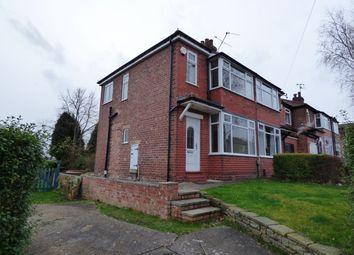 Thumbnail 2 bed semi-detached house for sale in Longmead Avenue, Hazel Grove, Stockport