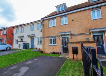 Thumbnail 3 bed town house for sale in Greenfield Mews, Southfield Road, Marske By The Sea