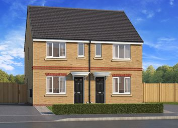 "Thumbnail 3 bed property for sale in ""The Leathley"" at Princess Drive, Liverpool"