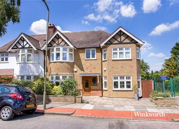 Thumbnail 5 bedroom semi-detached house for sale in Lyndhurst Gardens, Finchley, London